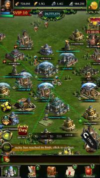 Clash of Kings : The King Of Fighters versión captura de pantalla de la apk