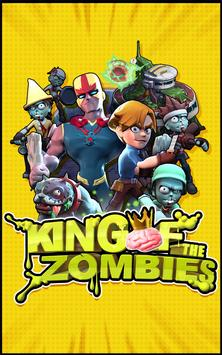 King of  Zombie poster