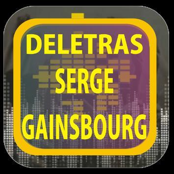 Serge Gainsbourg de Letras poster