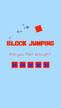 Super Block Jumping poster