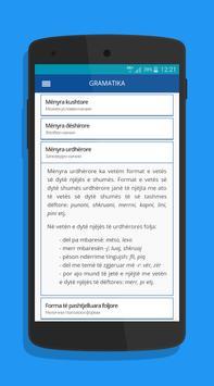 Речник - Fjalor screenshot 4