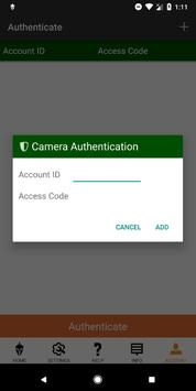 Spartan Camera Management apk screenshot