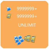 Special Generate Calc Diamond for mobil legends icon