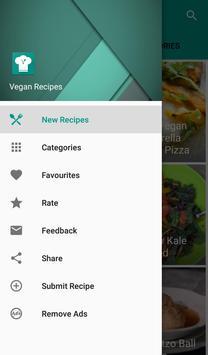 Vegan Recipes screenshot 1