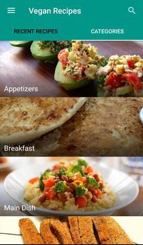 Vegan Recipes screenshot 2