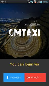 OmTaxi screenshot 1