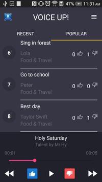 Voice Social screenshot 1
