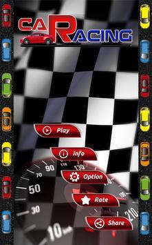 Car Racing poster