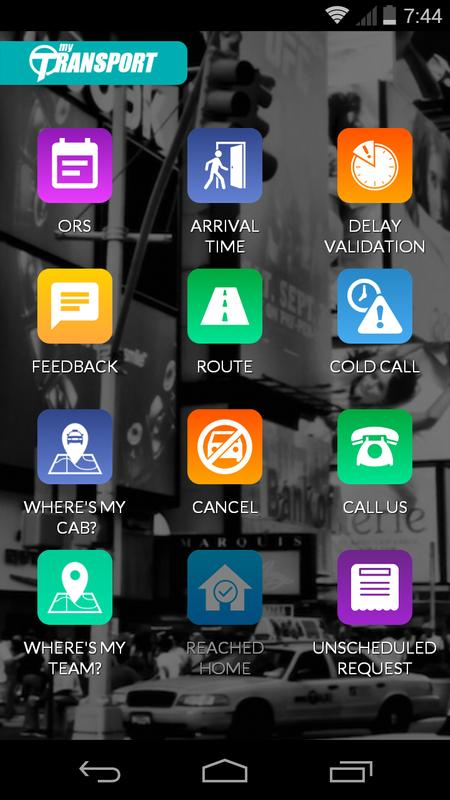 Convergys Mytransport For Android Apk Download
