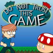 Do Not Trust This Game icon