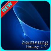 Wallpaper for Samsung Galaxy C5 C7 C9 C10 icon