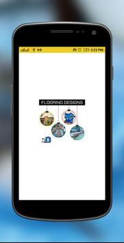 3D Home flooring ideas poster