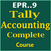 Easy Learn Tally ERP-9 Accounting Course icon