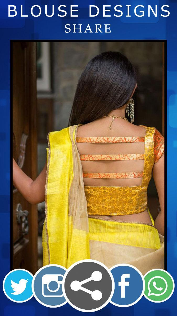 089f9f4d2b New Blouse designs 2019 latest offline for Android - APK Download