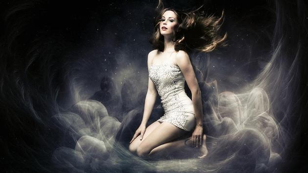 Fantasy Girl HD Wallpaper apk screenshot