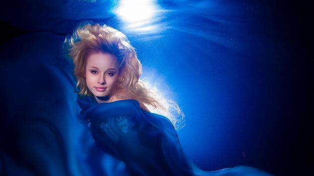 Mermaid Girl Wallpaper HD apk screenshot