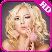 Princess Girl Wallpaper HD icon