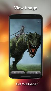 Dinosaur 3D Wallpaper apk screenshot