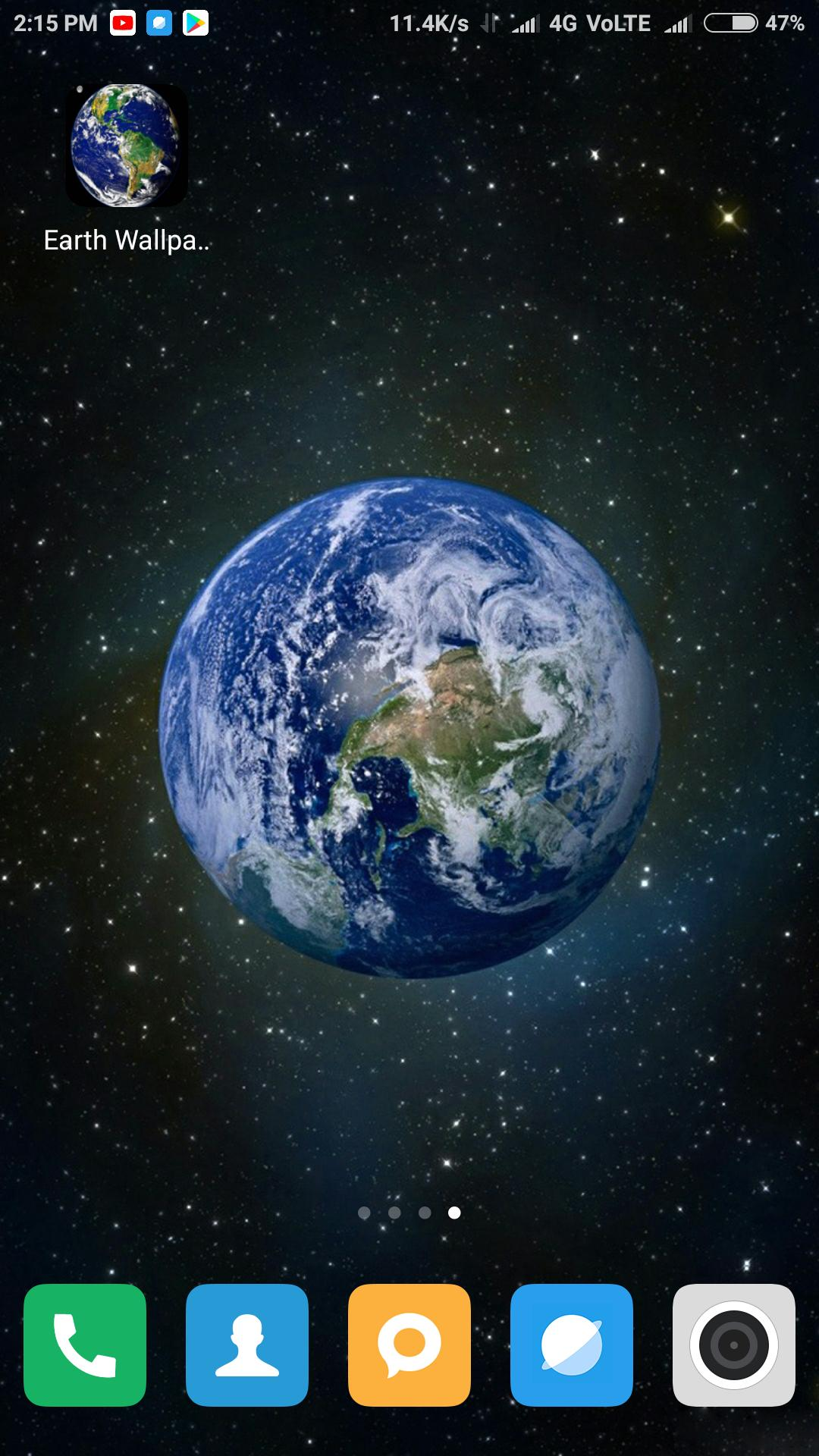 Hd Earth Wallpapers For Android Apk Download