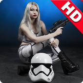 Cosplay Girl Wallpaper HD icon