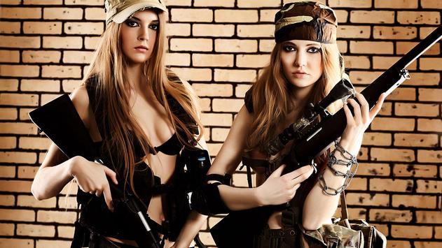Cosplay Girl Wallpaper HD apk screenshot