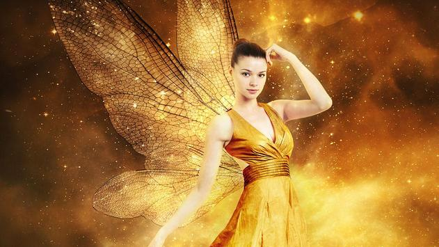 Fairy Girl Wallpaper HD apk screenshot