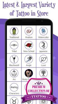Tattoo Maker App apk screenshot
