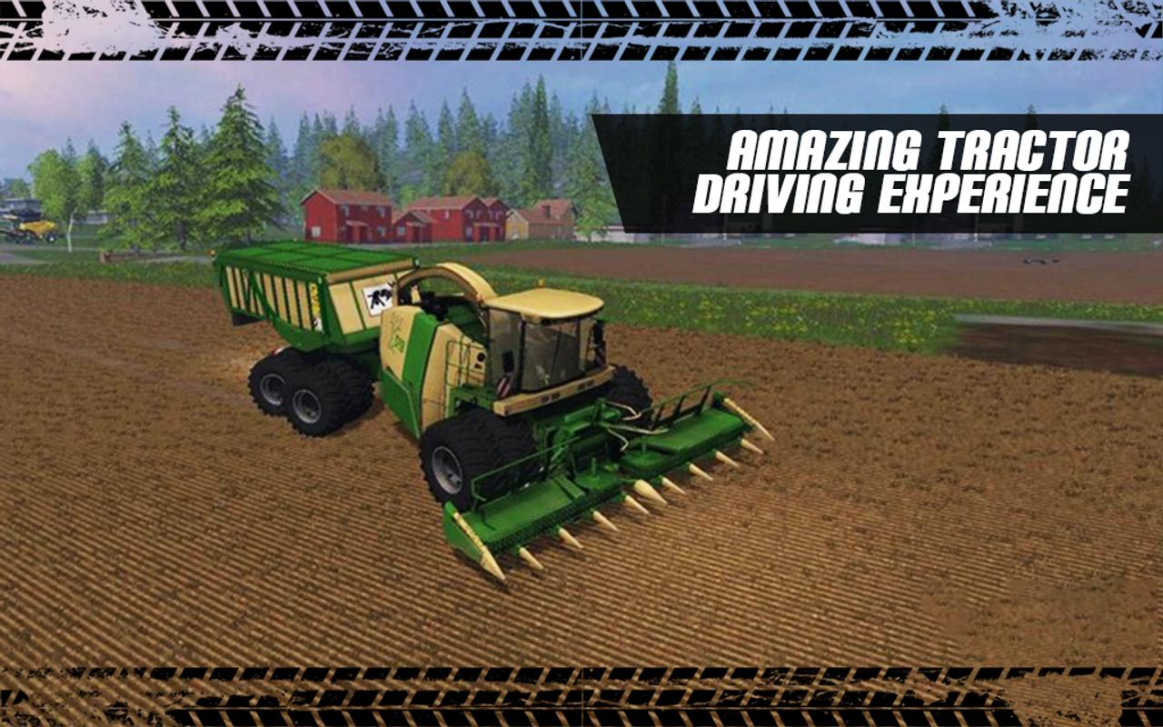 Fastest Tractor Farming : Farming tractor cargo transport heavy duty d game for