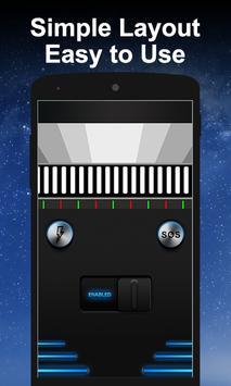 HD Flashlight & Bright Torch App poster