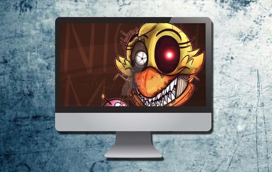 Wallpaper HD for Chica apk screenshot
