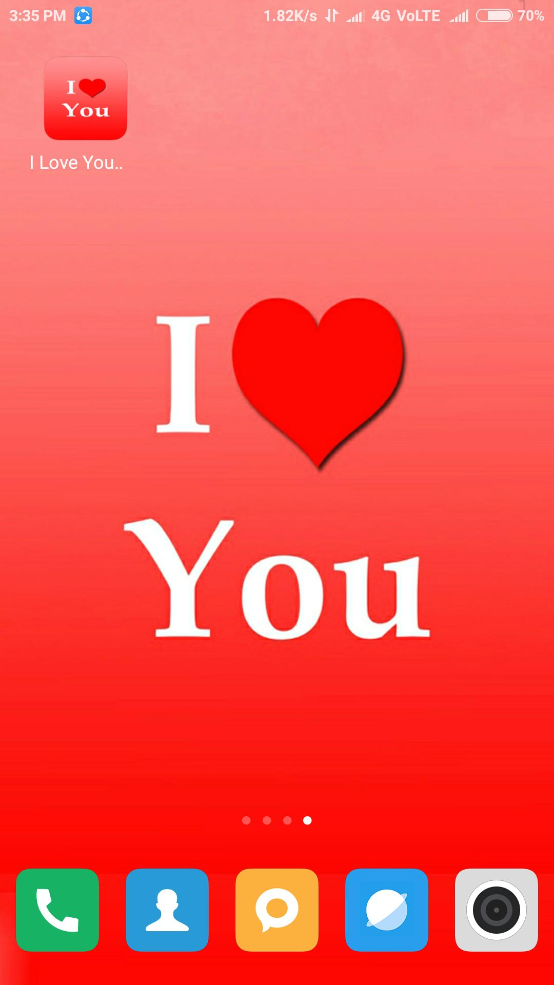 Hd I Love You Wallpaper For Android Apk Download