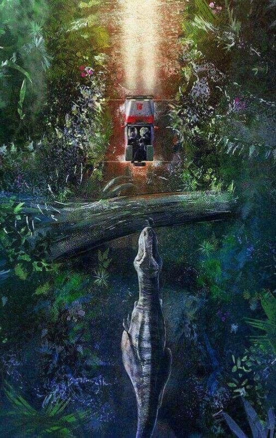 Jurassic World Hd Wallpapers For Android Apk Download