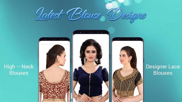 Latest Blouse Designs Gallery apk screenshot