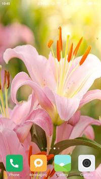 HD Lily Flower wallpaper screenshot 4