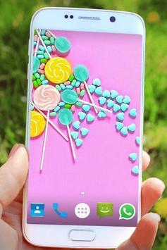 Lollipop Wallpaper screenshot 10