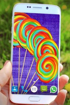 Lollipop Wallpaper screenshot 1
