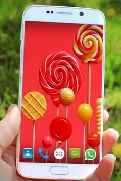 Lollipop Wallpaper screenshot 2