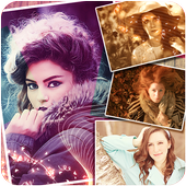 Photo Mixer Collage Effect Cam icon