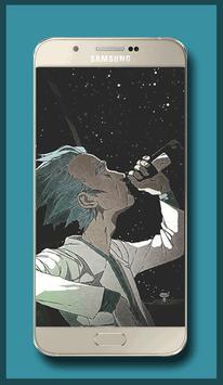 Rick Sanchez Wallpaper poster