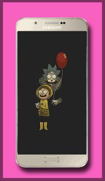 Rick Sanchez Wallpaper screenshot 1