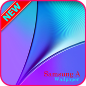 Wallpaper for Samsung A Series icon