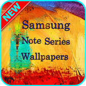 Wallpaper for Samsung Note 2, Note 3,Note 7,Note 8 icon