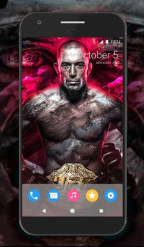 Ufc wallpapers for android apk download ufc wallpapers poster voltagebd Image collections