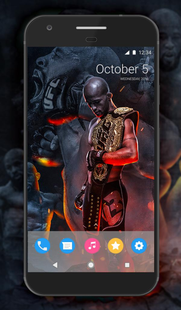 Ufc Wallpapers For Android Apk Download
