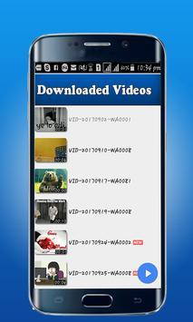 HD Video Downloader for Facebook apk screenshot