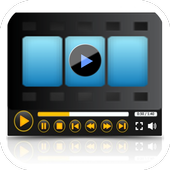 Android HD Video Player icon