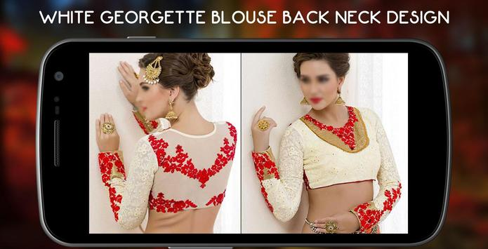 Blouse designs models images poster