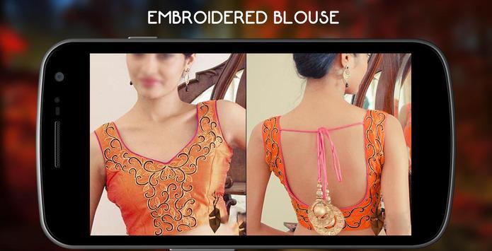 Blouse designs models images apk screenshot
