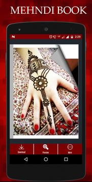 Mehndi design book (offline) screenshot 4