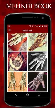 Mehndi design book (offline) screenshot 5